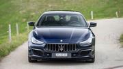 Essai Maserati Ghibli S Q4 MY2019