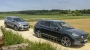 Essai comparatif : le Seat Tarraco défie le Peugeot 5008