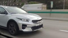 Kia Xceed : premières photos en fuite ?