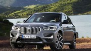 BMW X1 restylé (2019) : léger restylage et hybridation