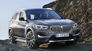 Le BMW X1 s'offre une mise à jour