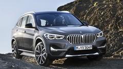 BMW X1 restylé (2019) : il devient hybride rechargeable