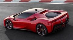 Ferrari dévoile la SF90 Stradale, supercar hybride rechargeable de 1 000 ch