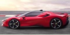 Ferrari SF90 Stradale : une « supercar » foudroyante