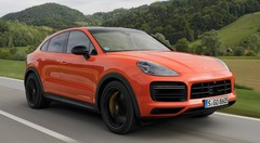 Essai Porsche Cayenne Coupé : coupe d'été