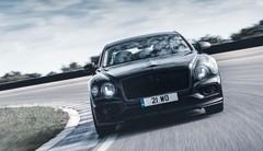 Nouvelle Bentley Flying Spur : plus agile, grâce aux roues arrière directrices
