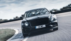 La Bentley Flying Spur arrive « quatre à quatre » !