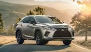 Lexus RX (2019) : une mise à jour très subtile