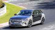 L'Audi e-tron full électrique, sera-t-elle bientôt déclinée en version S?