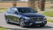 Essai Mercedes Classe E 300 de : notre avis sur le break hybride rechargeable diesel