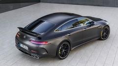 Mercedes prépare une AMG GT berline hybride