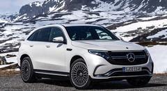 Essai Mercedes EQC : transition douce vers le futur