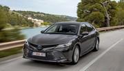 Essai Toyota Camry : Retour en « grandes formes » !