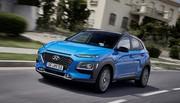 Hyundai Kona Hybrid : comme le Niro