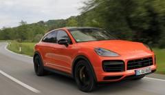 Essai Porsche Cayenne Turbo Coupé : Plaisir entier