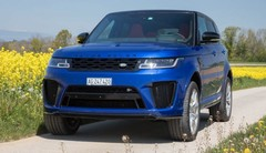 Essai Range Rover Sport SVR: délicieuse décadence