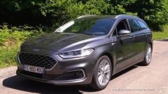 Essai Ford Mondeo SW Hybride : Toujours la meilleure motorisation