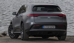 Essai Mercedes-Benz EQC 400 4Matic : réponse tardive