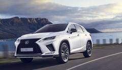 Lexus RX 450h 2020 : design rafraîchi et nouvelles technologies