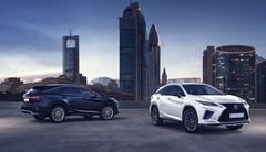 Lexus met à jour son RX 450h