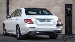 Mercedes prépare une Classe E électrique