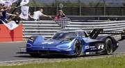 Volkswagen ID.R : Nouveau e-record électrique nürburgring juin 2019