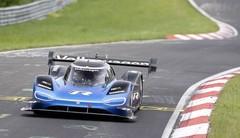 Volkswagen pulvérise le record pour une électrique sur le Nürburgring