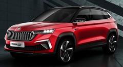 Skoda présente en Chine le concept Vision GT