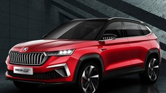 Skoda Vision GT : SUV chinois plus dynamique