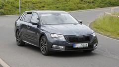 La future Skoda Octavia 2020 se montre