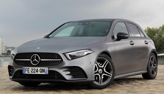Essai Mercedes A180 2019 : une étoile méritée ?
