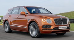Essai Bentley Bentayga Speed