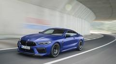 BMW M8 Competition : les coupés et cabriolets dévoilés