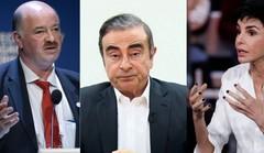 """Renault: 11 millions d'euros de """"dépenses suspectes"""" pour Ghosn"""