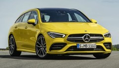 Mercedes CLA 35 AMG Shooting Brake : un break très musclé