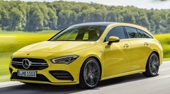 Mercedes CLA Shooting Brake 35 4Matic : 306 ch et transmission intégrale