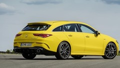 Mercedes dévoile la CLA Shooting Brake 35 AMG