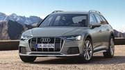 Audi A6 : voici la nouvelle Allroad