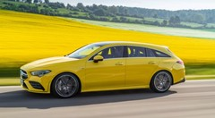 Mercedes-AMG CLA 35 4MATIC Shooting Brake : toutes les photos et infos !