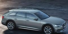 Audi A6 allroad 2019 : la famille au complet