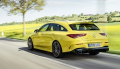 Mercedes-AMG 35 : et maintenant en Shooting Brake !