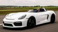 Voici la Porsche Boxster Bergspyder