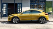 Kia XCeed : voici la Ceed élevée à l'ère SUV… coupé