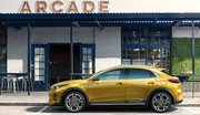 Kia dévoile la première image du nouveau SUV XCeed