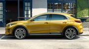 Kia XCeed : première photo du nouveau crossover