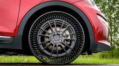 Michelin dévoile un inédit pneu increvable et sans air