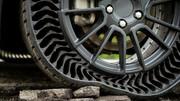 Michelin prévoit le pneu sans air pour 2024