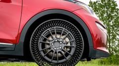 Michelin dévoile un pneu increvable sans air, en vente d'ici cinq ans