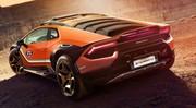 Lamborghini Huracan Sterrato Concept : une supersportive tout-terrain