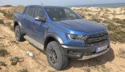 Essai Ford Ranger Raptor : Le super (fun) pick-up !